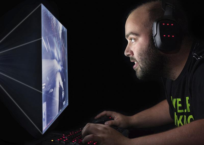 Online gaming gear