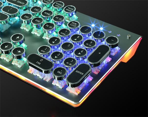 OGG Anti Ghosting typewriter keyboard v3