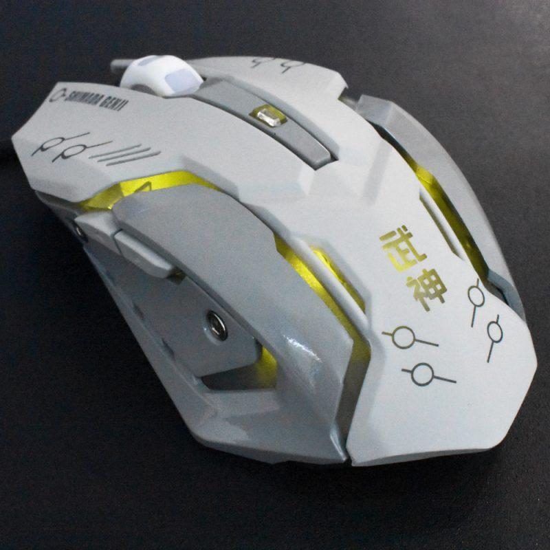 K6 Overwatch Genji light weight