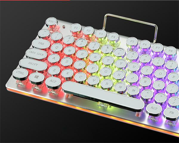 OGG Mechanical keyboard Curated design