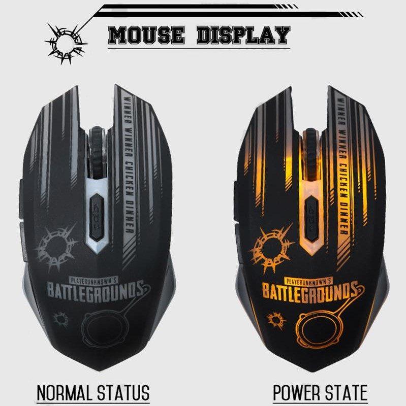 PubG Gaming Mouse RGB