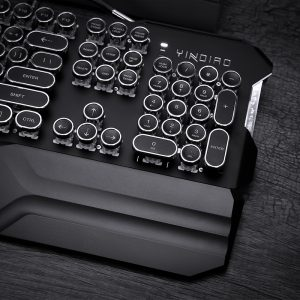 OGG - Retro-Z Typewriter Mechanical Gaming Keyboard 2019 Quality