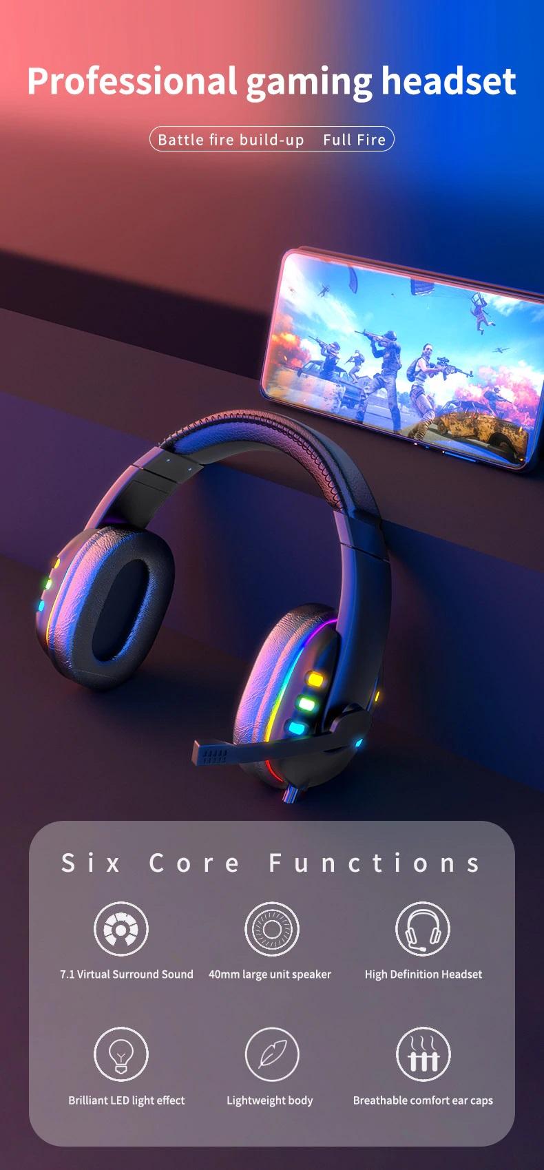 OGG Pro gaming headset
